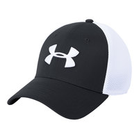 Under Armour Men's Microthread Golf Mesh Stretch Fit Hat