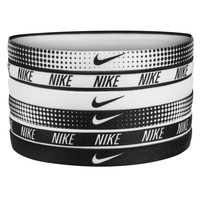 Nike Printed Assorted Headbands - 6-Pack