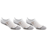 POWERSOX Women's Double Tab Tech No Show Socks - 3-Pack