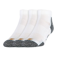 POWERSOX Power-Lites Low Cut Athletic Socks - 3-Pack