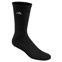 adidas Men's Athletic Crew Socks - 6-Pack