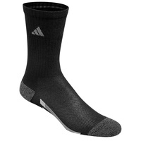 adidas Youth's Vertical Stripe Crew Socks - 6-Pack
