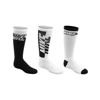 Nike Youth's Everyday Cushioned Crew Socks - 3-Pack