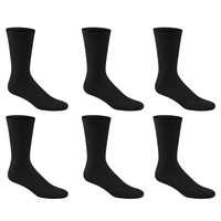 Sof Sole Men's All-Sport Crew Socks 6-Pack