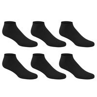 Sof Sole Men's All-Sport No-Show Socks - 6-Pack