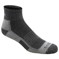 EcoSox Light Hiker Quarter-Crew Socks