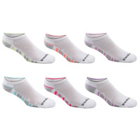 Reebok Women's Performance Training Low-Cut Socks - 6-Pack