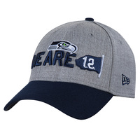 New Era NFL 2018 Draft Official On Stage 39Thirty Stretch Fit Cap