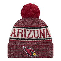 New Era NFL Official Sideline Sport Knit Beanie