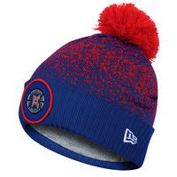 New Era NBA On-Court Collection Pom Cuff Knit Hat