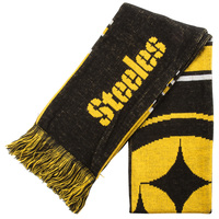 FOCO NFL Reversible Knit Scarf