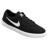 Nike SB Check Canvas GS Youth's Skate Shoes