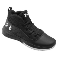 Under Armour Lockdown 4 GS Boys' Basketball Shoes