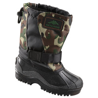 Arctic Ridge Stormy Boys' Cold-Weather Boots
