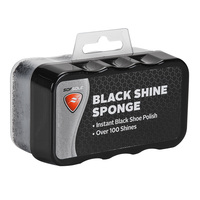 Sof Sole Black Shine Sponge