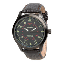 As Seen on TV American Aviator Commemorative Vintage Watch