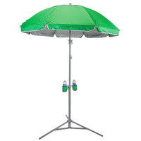 Wondershade Ultimate 5' Portable Beach Umbrella - Green
