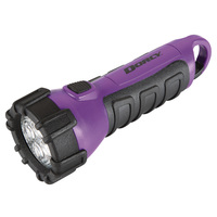 Dorcy Waterproof Floating L.E.D. Carabiner Flashlight