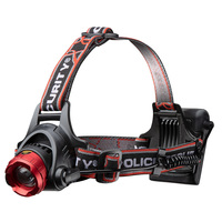 Police Security Lookout Headlamp