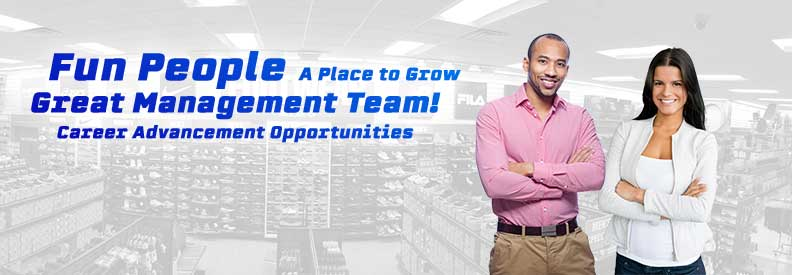 Big 5 Sporting Goods Career Center - Fun People. A place to Grow. Great Management Team! Career Advancement Opportunities
